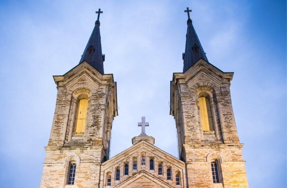 Maarja-Liis Ilus ja Karl-Erik Taukar - Jõulutähed kontsert Kaarli kirikus