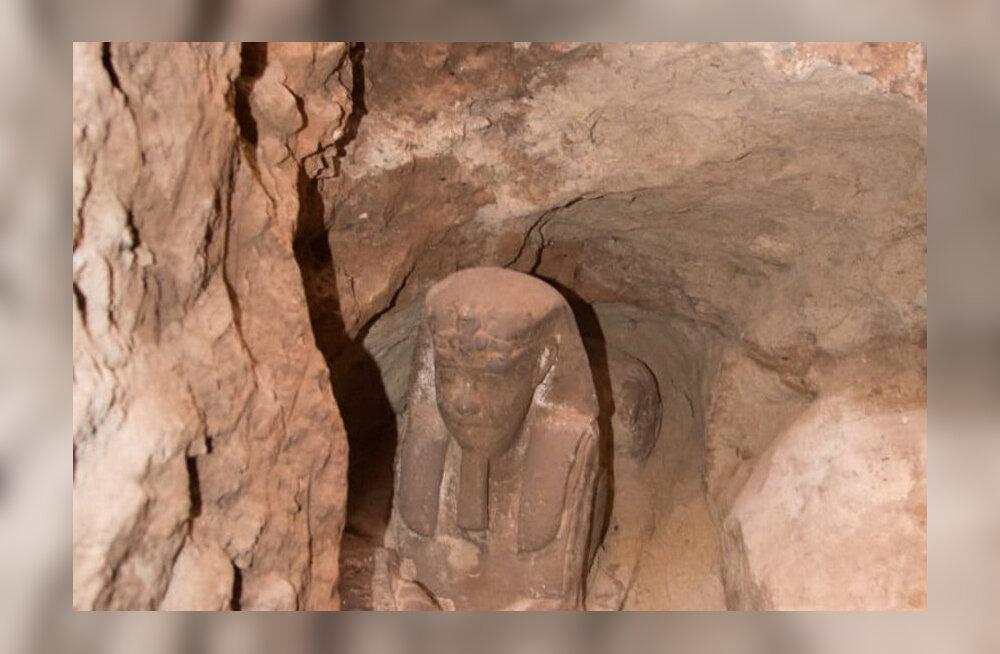 Ülihästi säilinud sfinks jutustab Egiptuse hellenistlike valitsejate loo