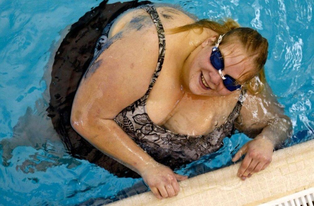 Eesti paradoks: üha rohkem rahvast spordib… ja rasvub