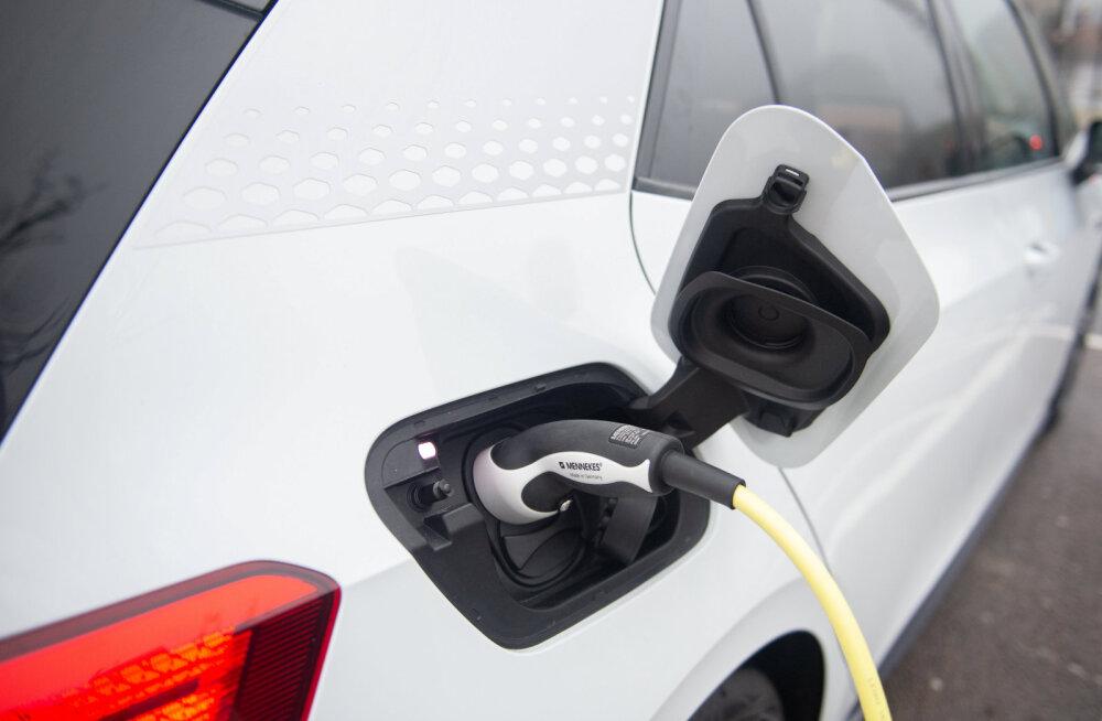 Elektriautod muutuvad eestlaste seas järjest populaarsemaks