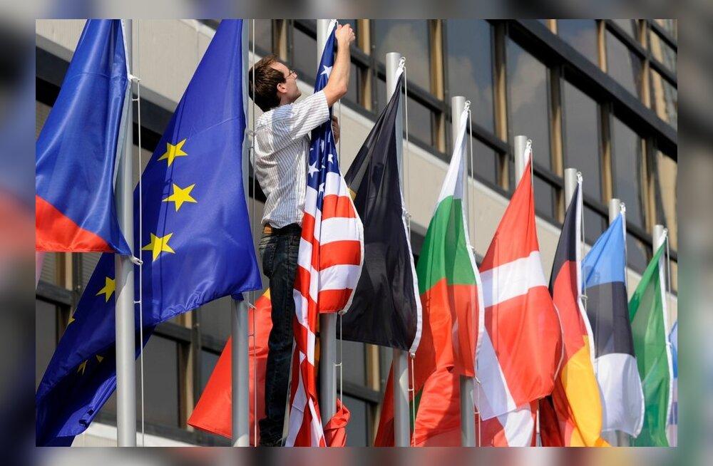 Договор ЕС и США о свободной торговле помог бы развитию экономики Европы в целом и Эстонии в частности
