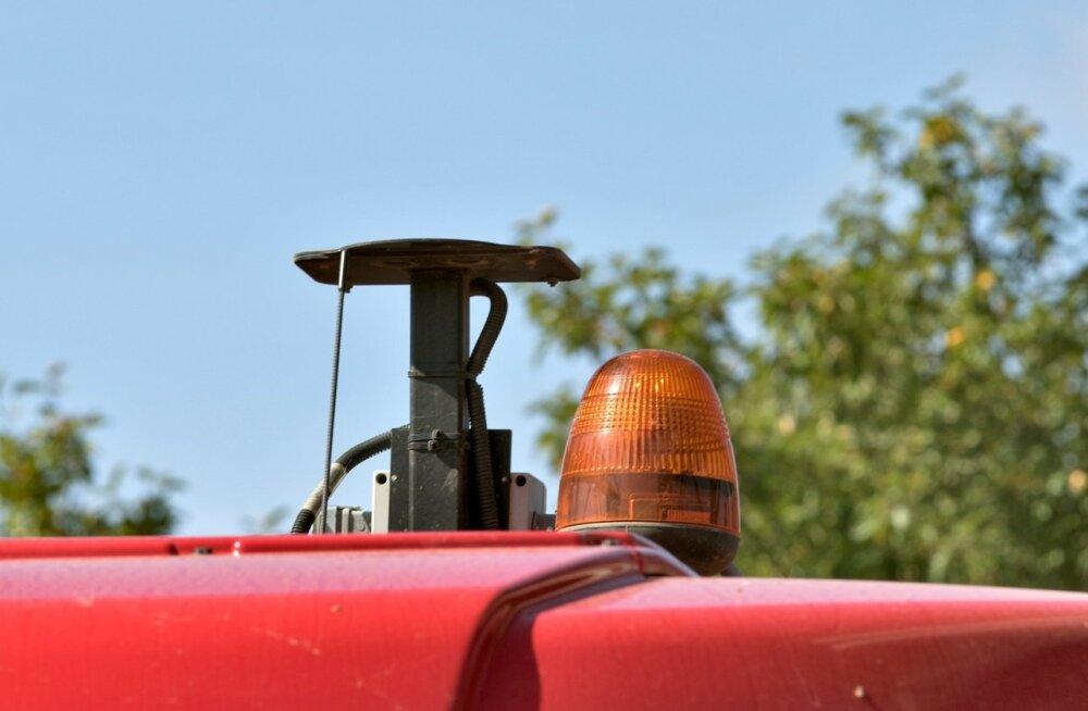 Lääne-Virumaa põllumehelt varastati ligi 60 000 euro eest GPS-seadmeid
