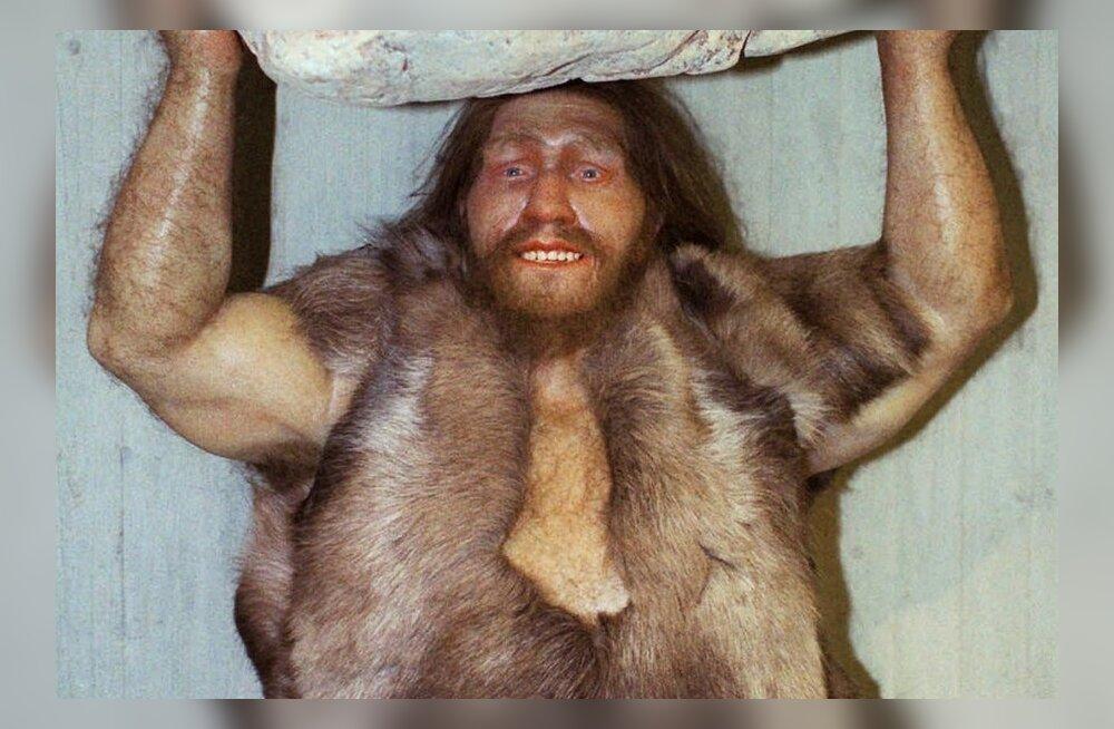 Euroopa neandertallased vaakusid hinge juba enne Homo sapiensi saabumist