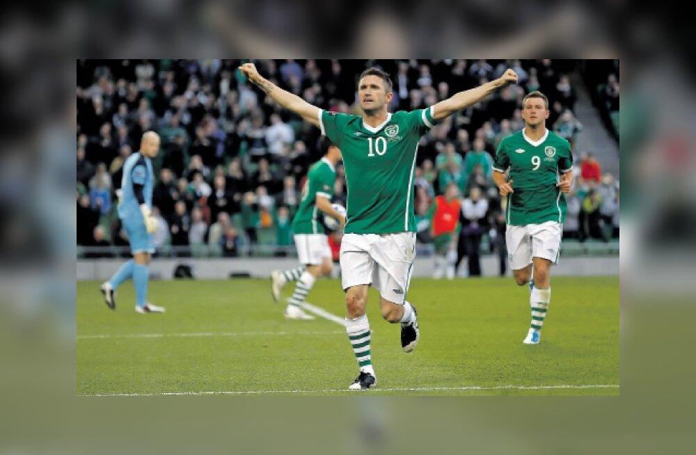 VIDEOD: Õppetund Pareikole: 10 meeldejäävamat Robbie Keane'i väravat läbi aegade