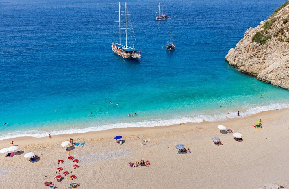 Кипр открывает туристический сезон с 9 июня. Туристам из Эстонии придется предъявлять справку о своем здоровье