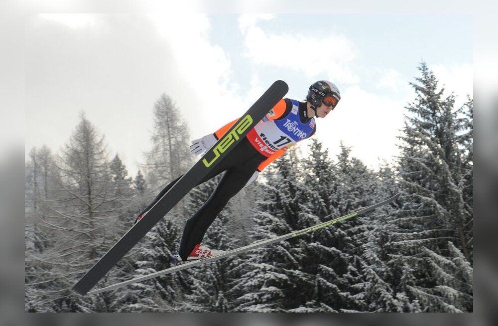 Põhja suusaalade MM Val Di Fiemmes kahevõistluse suusahüpped