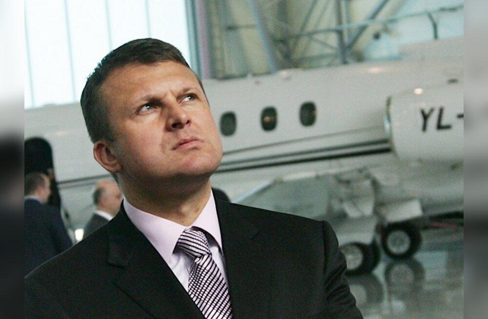 Läti seim otsustab, kas lubada Šlesersi kodu läbi otsida