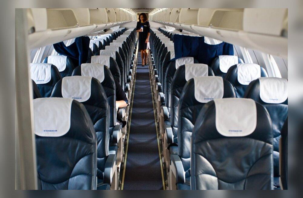 Член совета Estonian Air: фирма должна увеличить доход на 10 евро на каждого пассажира