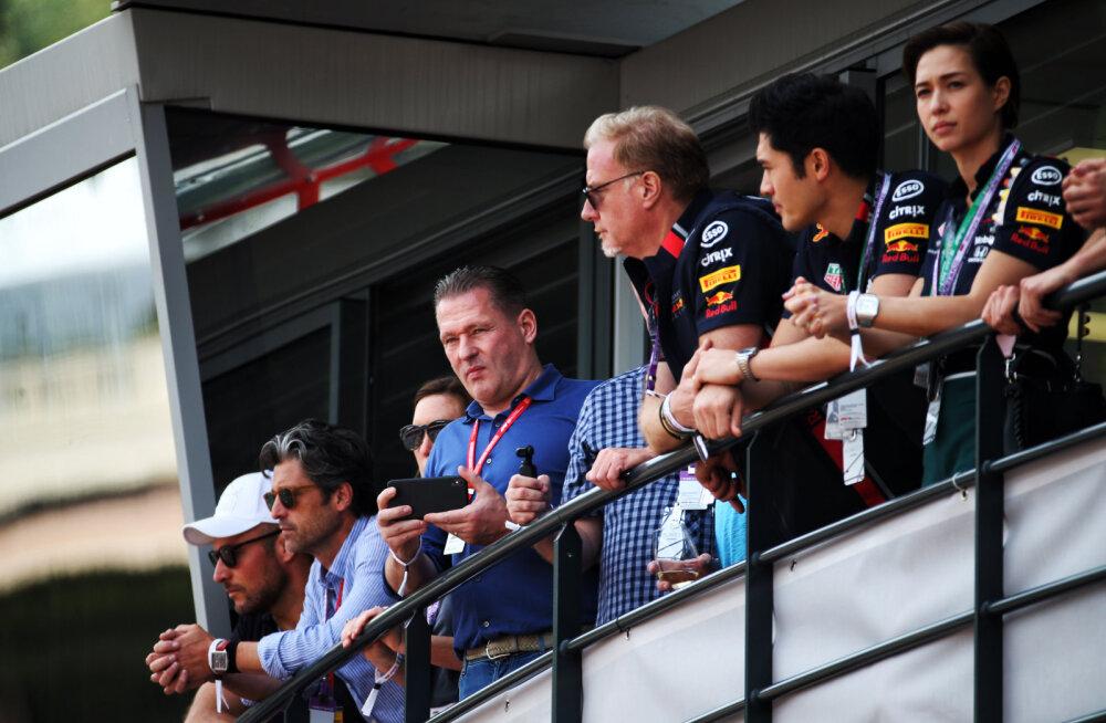 KLÕPS | Kiired vormelid ja kuulsad eestlased! Milline tuntud kodumaine paarike on Monaco GP-l?