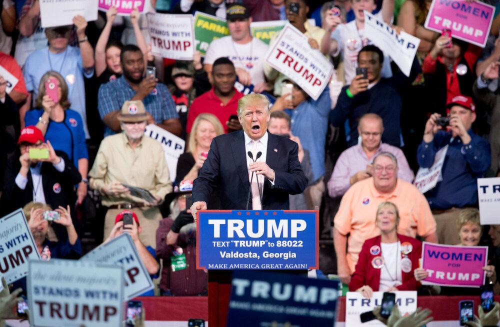 """""""Люди в это не верят, но я — объединитель"""". Как Дональд Трамп выиграл супервторник"""