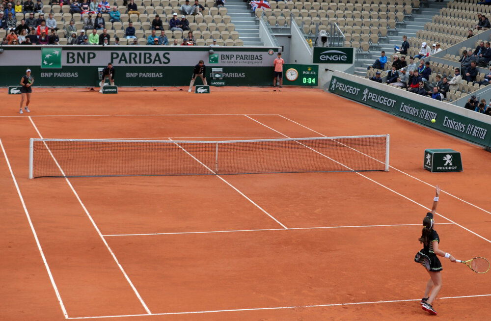 Roland Garrose turniir Pariisis