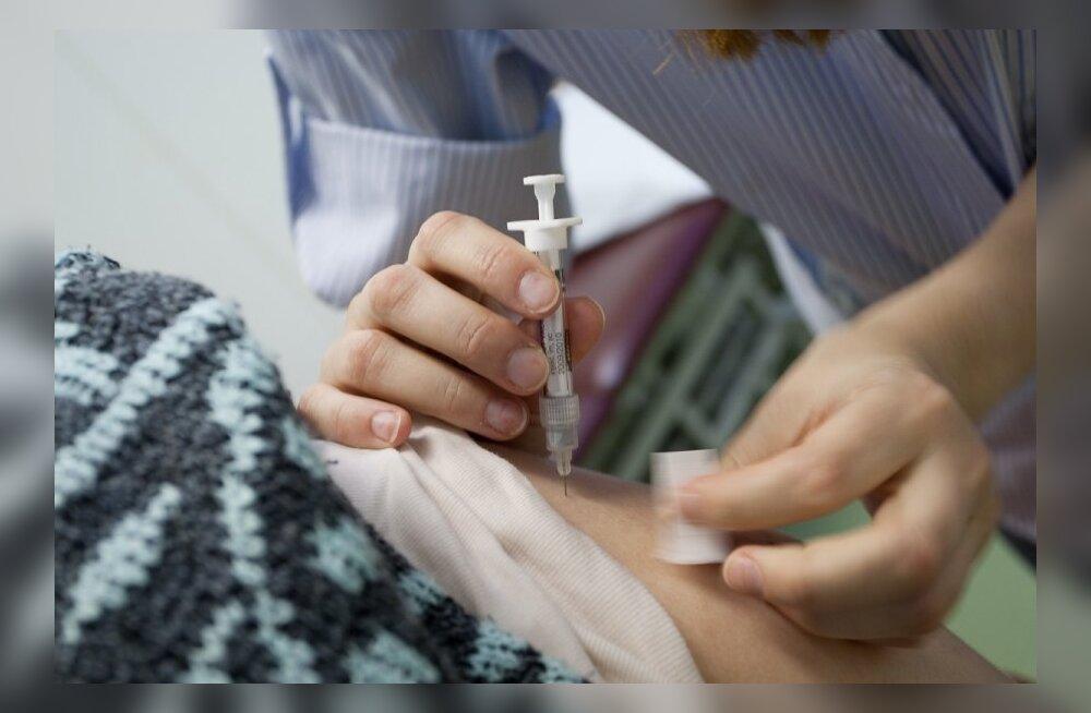 Seagripi vaktsineerimine Soomes