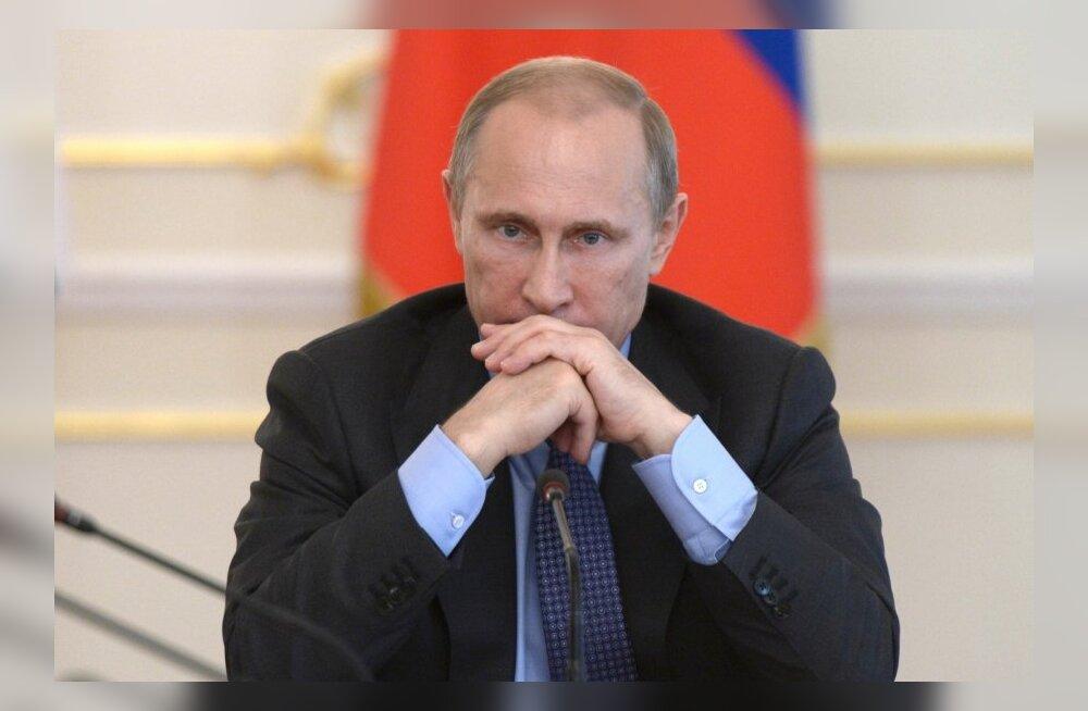 Moskva analüütik Siberi marsi keelamisest: Putin tulistas Donetski separatismi õhutamisega endale jalga