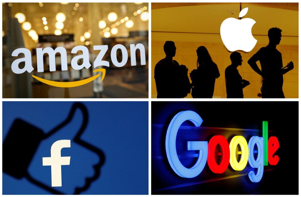 Prantsusmaa kiitis vaatamata USA ähvardustele heaks tehnoloogiahiidude maksustamise