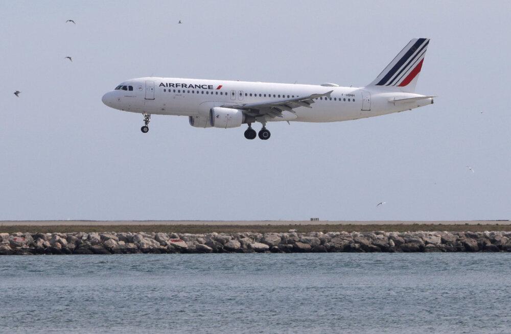 Air France'i riigiabi tuleb karmidel tingimustel