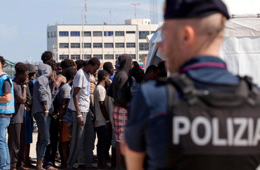 Itaalia siseminister Salvini: Itaalia sadamad on nüüdsest sisserändajatele suletud