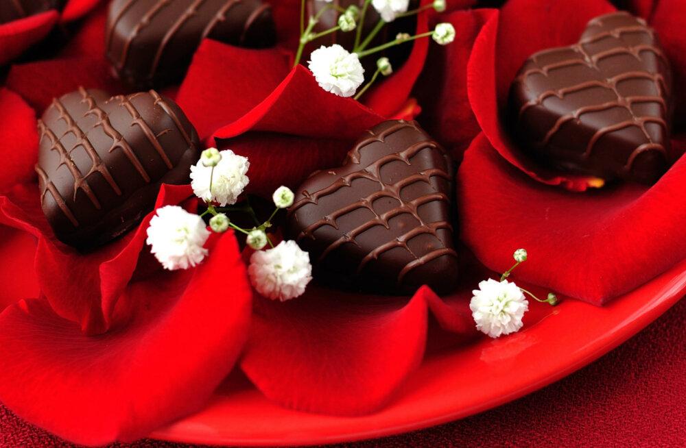 Šokolaadiisu annab tunnistust armastusenäljast