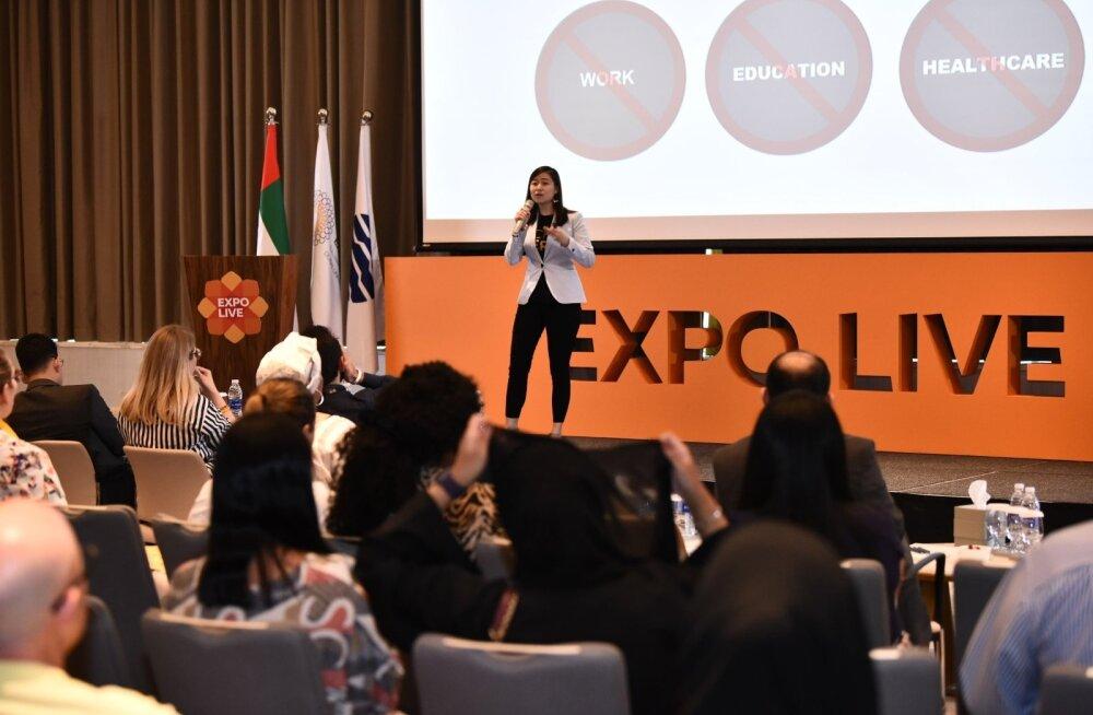 EXPO innovatsiooniklubi seminar 2019