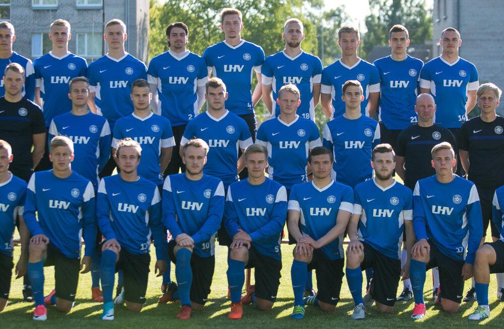 Eesti U21 jalgpallikoondis