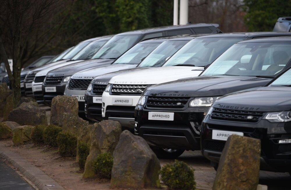 Jaguar ja Ford koondavad tuhandeid töökohti Euroopas
