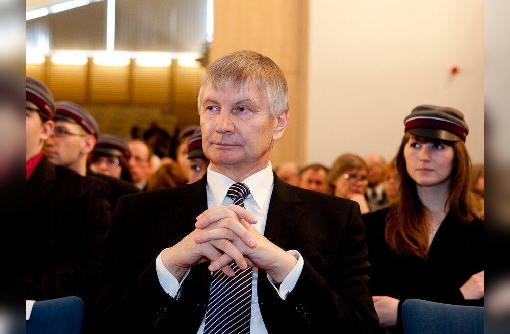Kõrgeimat tasu sai mullu Tallinna tehnikaülikooli rektor