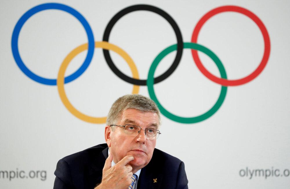 ROK-i boss: vägivaldsed videomängud ei tule olümpiamängudel kõne allagi