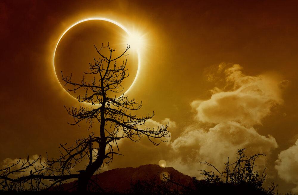 Päikesevarjutus Amburis - võimalus jõuda enese juurteni ja oma tõelise olemuseni