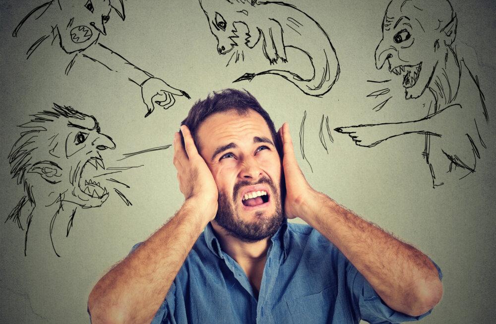 Hallutsinatsioone võivad kogeda ka terved inimesed