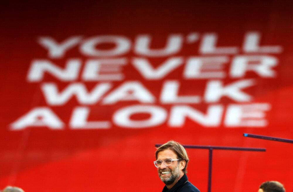 Võidukast Liverpoolist võib juba neljapäeva õhtul saada Inglismaa meister