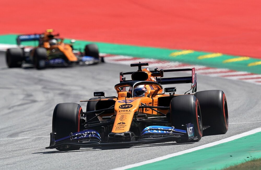 McLareni F1 tiim kinnitas järgmise aasta koosseisu, hulk kohti on veel lahtised