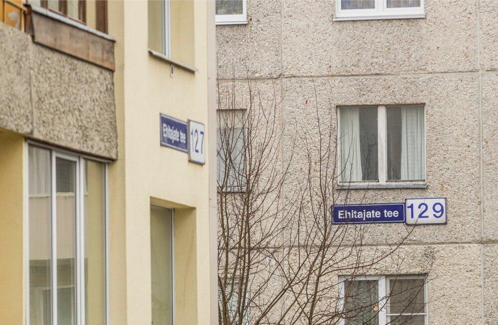 Õismäe kortermajad Ehitajate tee 127 ja 129 on olnud samal aadressil umbes 40 aastat. Nüüd saavad need uued aadressid: Õismäe tee 193 ja 189.