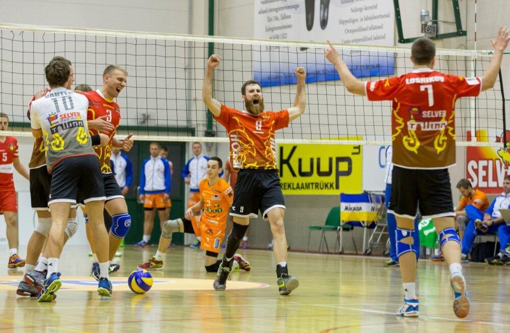 Tallinna Selver on Pärnut sel hooajal võitnud neljast mängust kaks, viimati tuldi Saja liiga mängus välja 0 : 2 kaotusest.