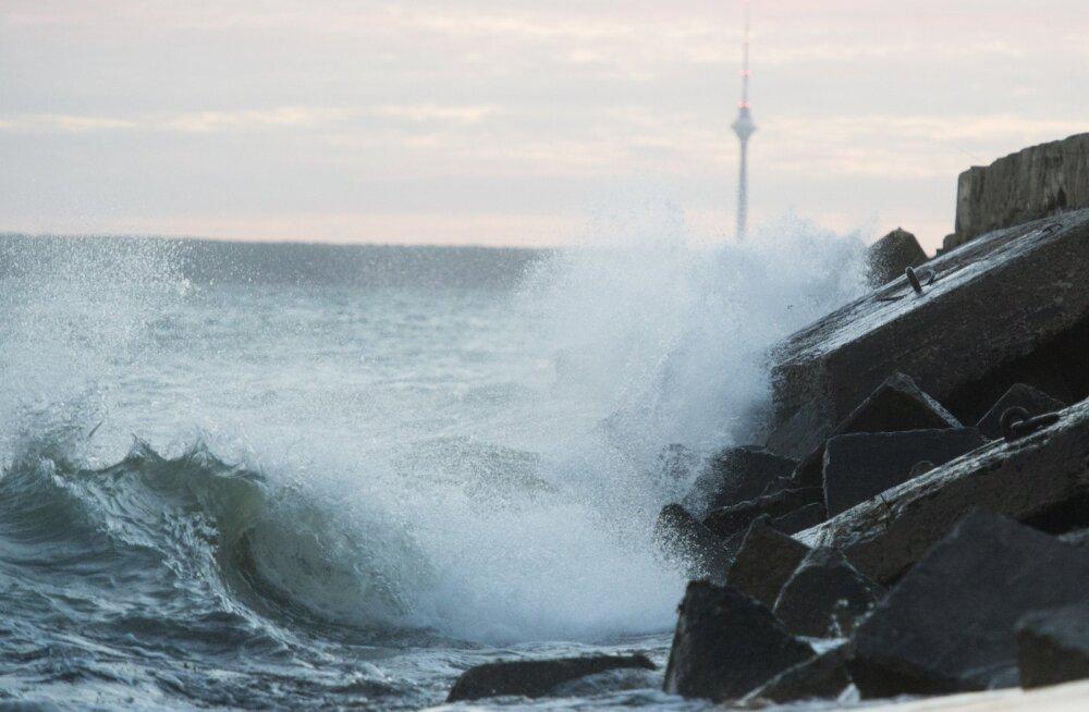 Hommik Tallinnas