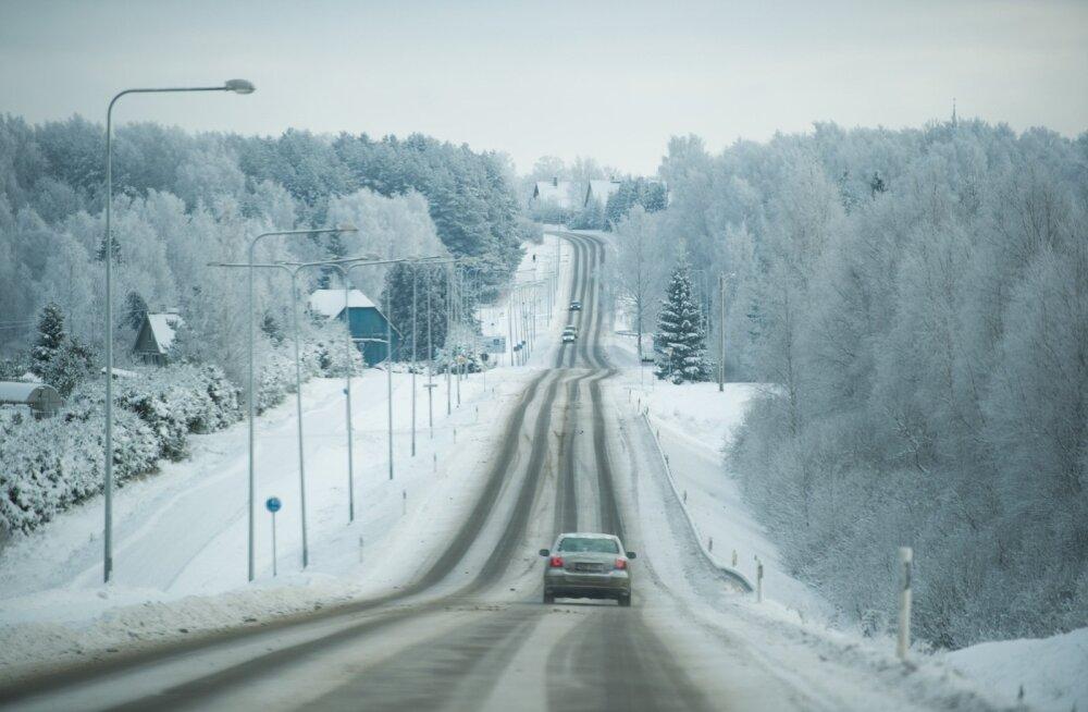 Talvine tee