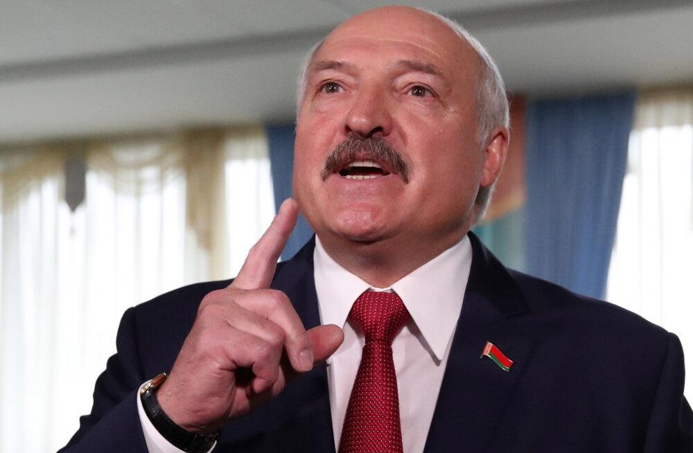 Aleksander Lukašenka