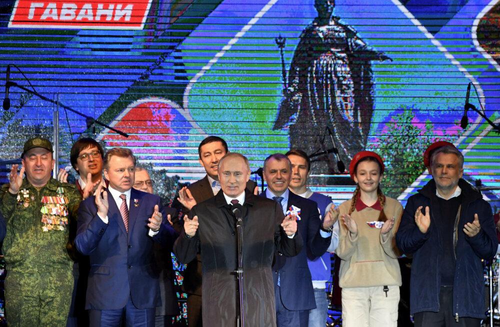 Krimlastele lubati 5 aasta eest pensionide tõusu, aga saadi Moskva hinnad