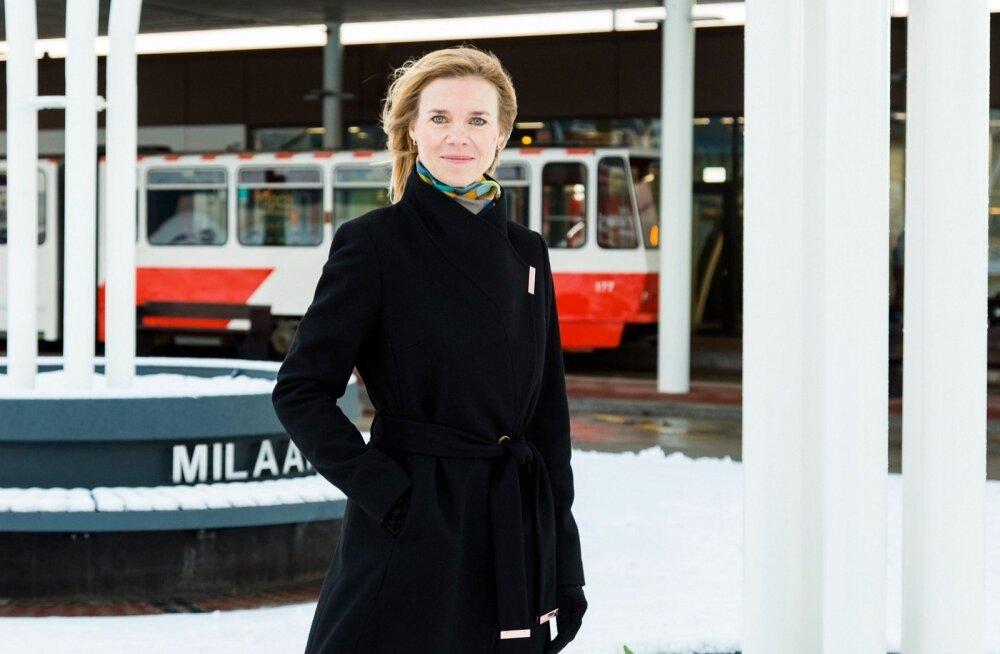 Руководитель Rail Baltic Estonia покидает свой пост