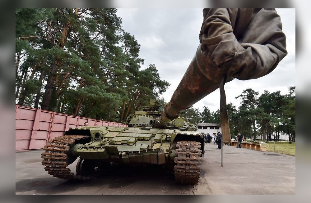 Прокуратура наказала эстонскую фирму за незаконную сделку с 25 танками