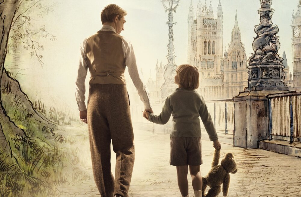 """Lastekirjanik filmist """"Hüvasti, Christopher Robin"""": heade lasteraamatute möödapääsmatu omadus on mitmekihilisus"""