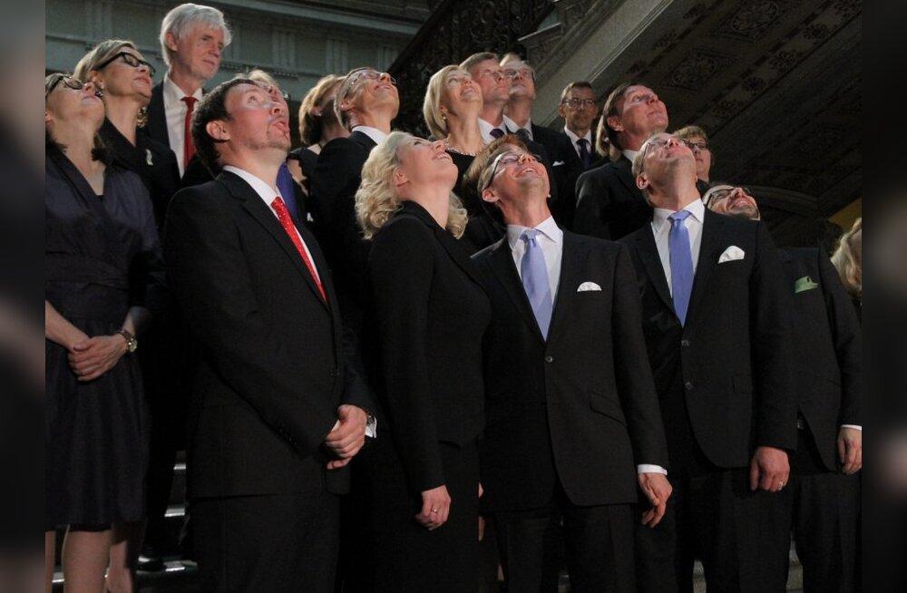 JUHTKIRI: Soome valitsus teeb rikastele säru
