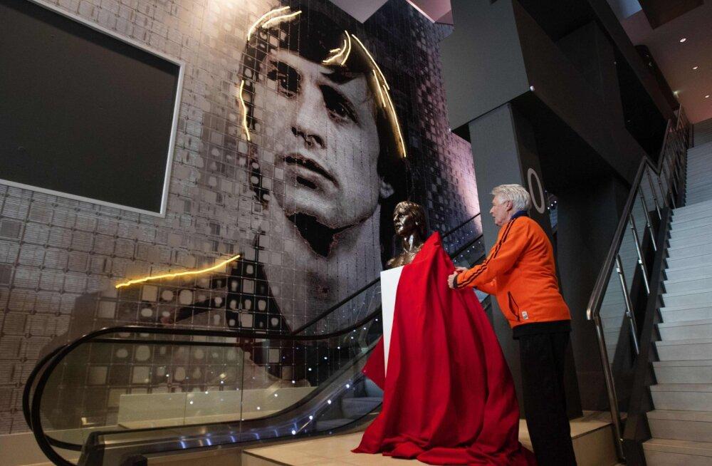Vutikoondis läheb Hollandiga vastamisi jalgpallilegendi nimelisel staadionil