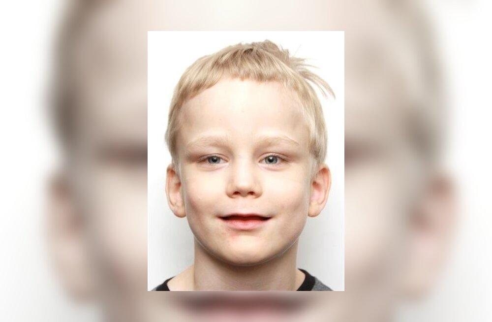 FOTO | Politsei otsis Vilde teel kadunud 9-aastast Timo. Poiss leiti pärast südaööd!