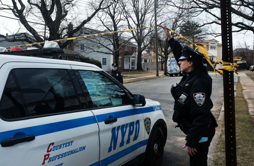 Karm elu! New Yorgis tapeti väidetav Gambino maffiaperekonna boss