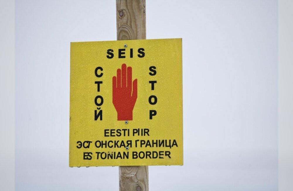 Pöördumatud sündmused Eesti piiridel, osa II