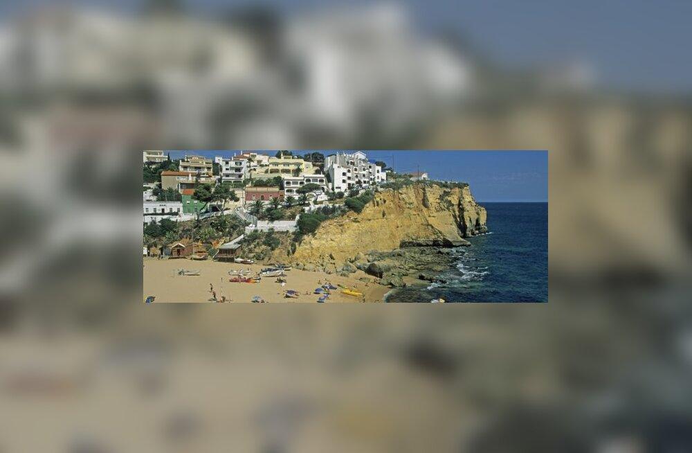 Portugali turismikeskuses toimus tugev maavärin