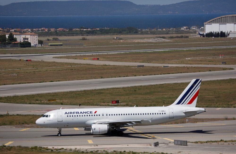 Euroopa nigel lennukompanii Air France-KLM on Euroopa lennukaim aktsia