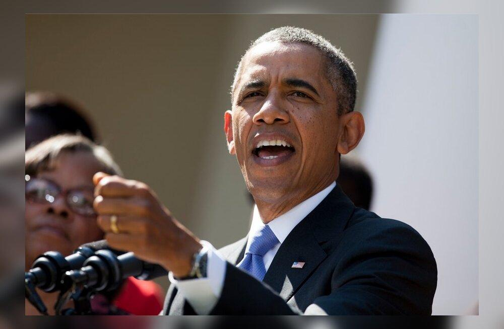 Obama ütles väidetavalt, et on tõeliselt hea inimeste tapmises