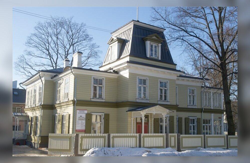 Tallinna paremini restaureeritud majad