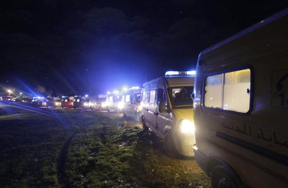 Alžeeria haigla sünnitusosakonnas hukkus tulekahjus kaheksa vastsündinut