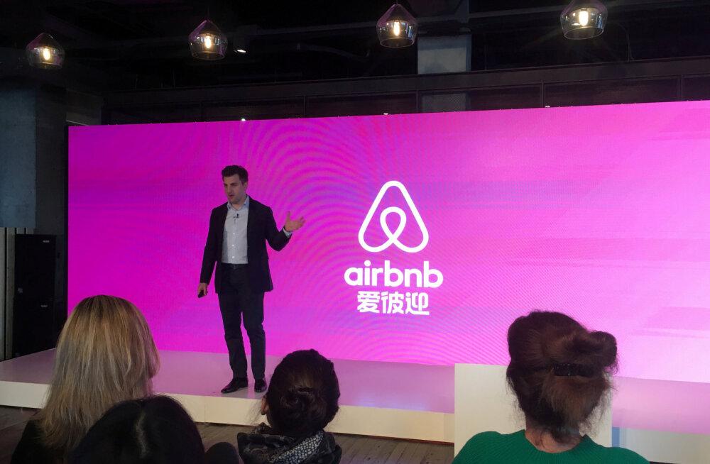 Airbnb juht ennustab: koroonakriis toob reisimisse kaks suurt muutust